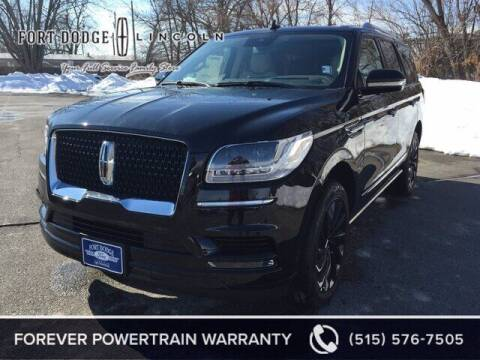 2021 Lincoln Navigator for sale at Fort Dodge Ford Lincoln Toyota in Fort Dodge IA