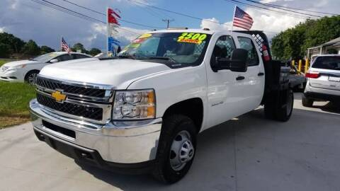 2014 Chevrolet Silverado 3500HD for sale at GP Auto Connection Group in Haines City FL
