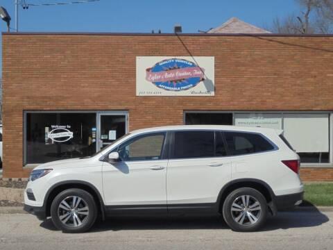 2018 Honda Pilot for sale at Eyler Auto Center Inc. in Rushville IL