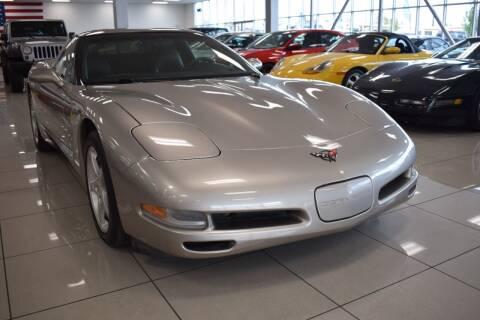 2000 Chevrolet Corvette for sale at Legend Auto in Sacramento CA
