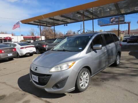 2012 Mazda MAZDA5 for sale at Nile Auto Sales in Denver CO