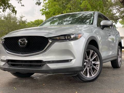 2019 Mazda CX-5 for sale at HIGH PERFORMANCE MOTORS in Hollywood FL