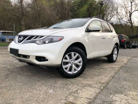 2011 Nissan Murano for sale at Atlas Auto Sales in Smyrna GA