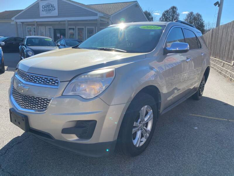 2010 Chevrolet Equinox for sale at Capital Auto Sales in Providence RI