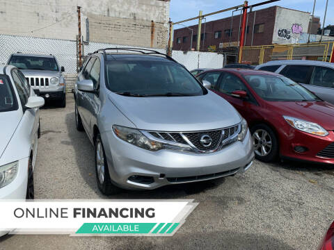 2011 Nissan Murano for sale at Raceway Motors Inc in Brooklyn NY