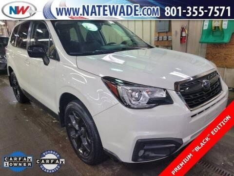 2018 Subaru Forester for sale at NATE WADE SUBARU in Salt Lake City UT