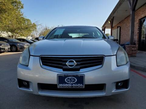 2008 Nissan Maxima for sale at Star Autogroup, LLC in Grand Prairie TX