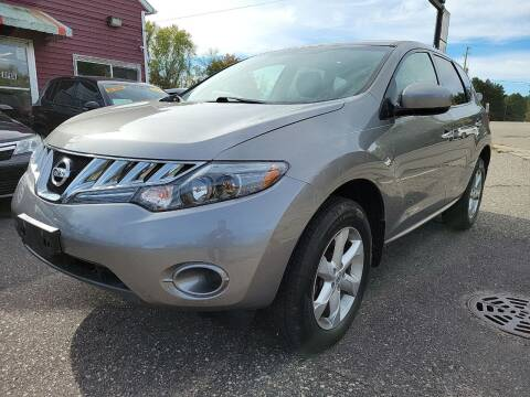 2010 Nissan Murano for sale at Hwy 13 Motors in Wisconsin Dells WI