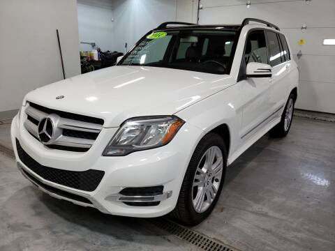 2014 Mercedes-Benz GLK for sale at Redford Auto Quality Used Cars in Redford MI