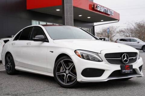 2016 Mercedes-Benz C-Class for sale at Gravity Autos Roswell in Roswell GA