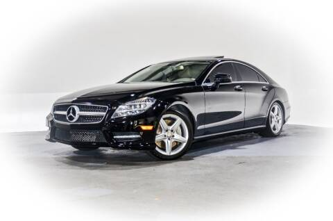 2013 Mercedes-Benz CLS for sale at CarXoom in Marietta GA