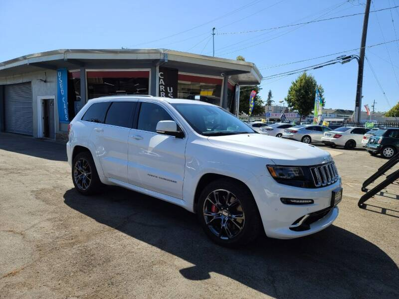 2015 Jeep Grand Cherokee for sale at Imports Auto Sales & Service in San Leandro CA