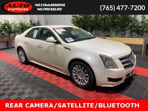 2011 Cadillac CTS for sale at Auto Express in Lafayette IN