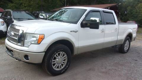 2010 Ford F-150 for sale at Select Cars Of Thornburg in Fredericksburg VA
