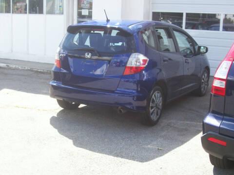 2012 Honda Fit for sale at Dambra Auto Sales in Providence RI