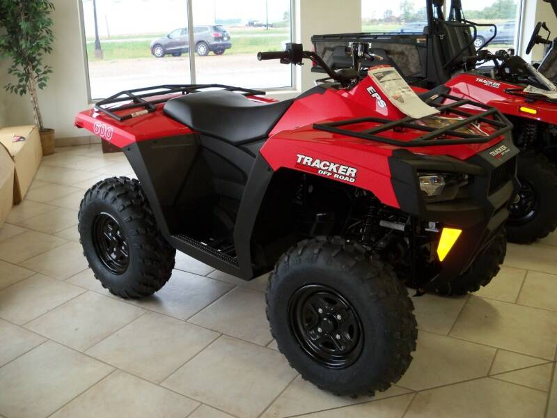 2022 TRACKER OFF ROAD 600 EPS for sale at Tyndall Motors in Tyndall SD