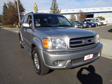 2003 Toyota Sequoia for sale at NorCal Auto Mart in Vacaville CA