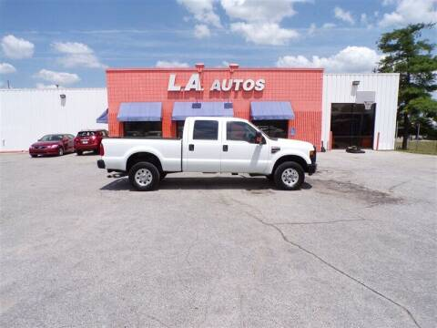 2009 Ford F-350 Super Duty for sale at L A AUTOS in Omaha NE