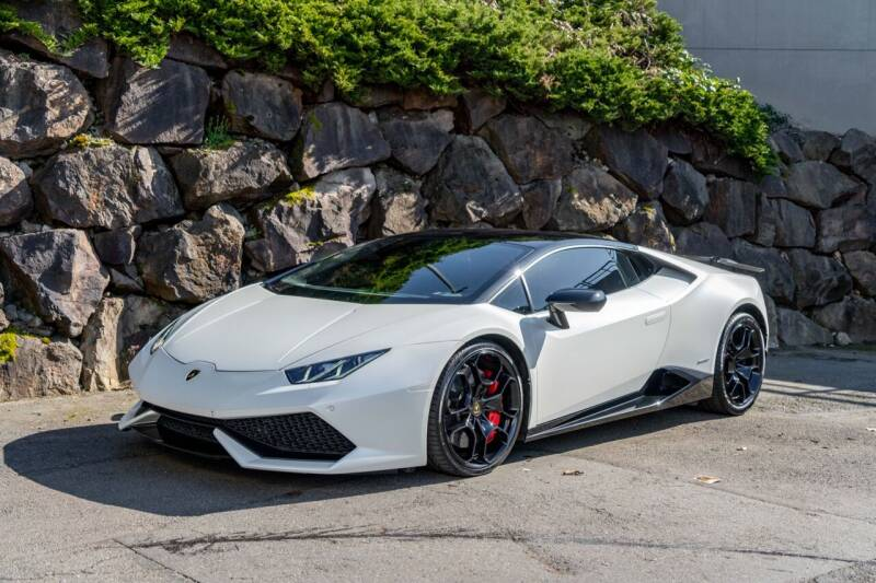 2015 Lamborghini Huracan for sale at Zadart in Bellevue WA