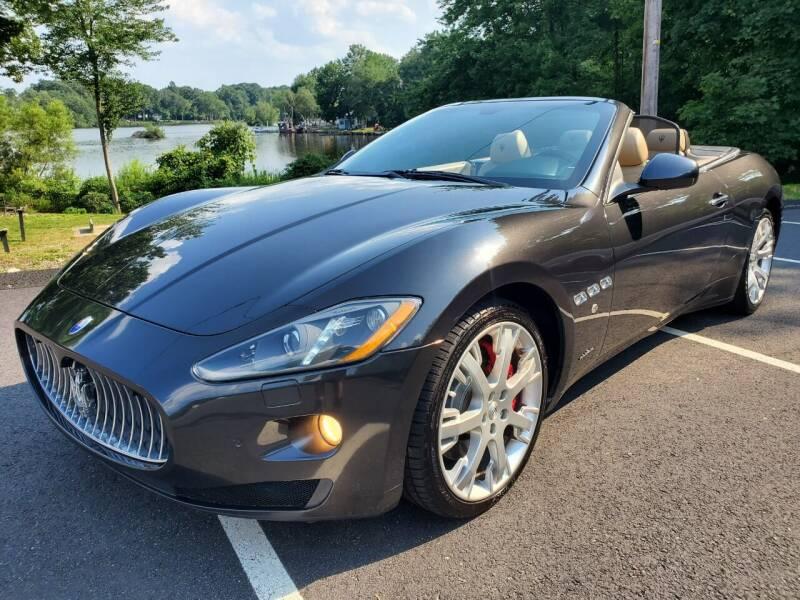 2013 Maserati GranTurismo for sale at Ultra Auto Center in North Attleboro MA
