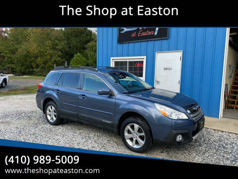 2014 Subaru Outback for sale at The Shop at Easton in Easton MD