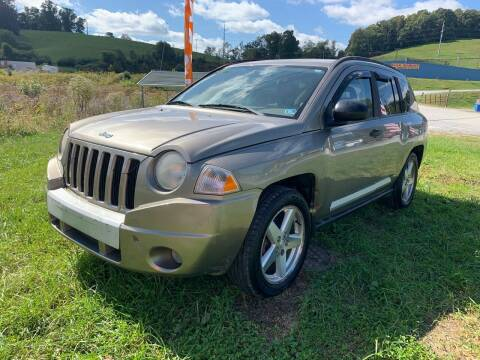 2007 Jeep Compass for sale at ABINGDON AUTOMART LLC in Abingdon VA