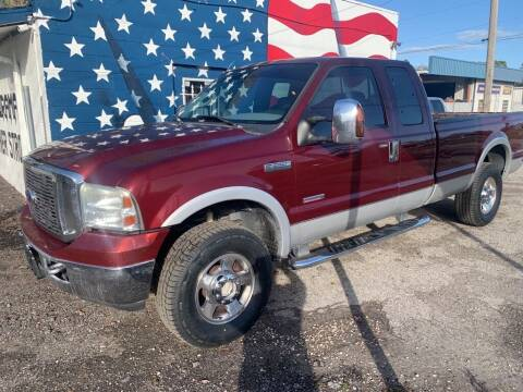 2007 Ford F-250 Super Duty for sale at The Truck Lot LLC in Lakeland FL