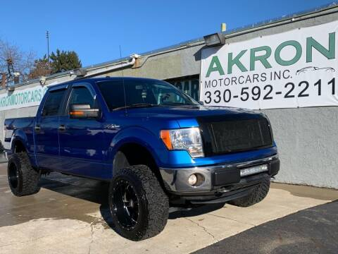 2011 Ford F-150 for sale at Akron Motorcars Inc. in Akron OH
