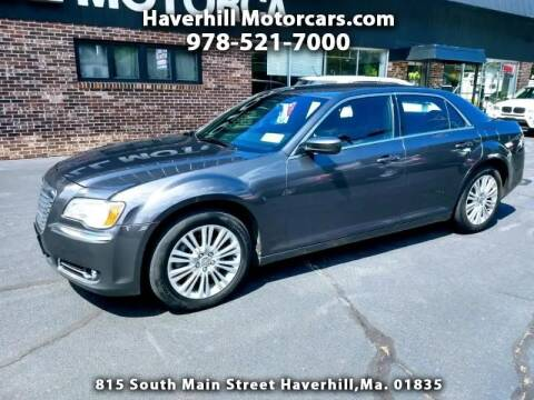 2014 Chrysler 300 for sale at 125 Auto Finance in Haverhill MA