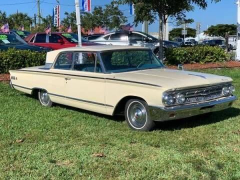 1963 Mercury Monterey for sale at Classic Car Deals in Cadillac MI
