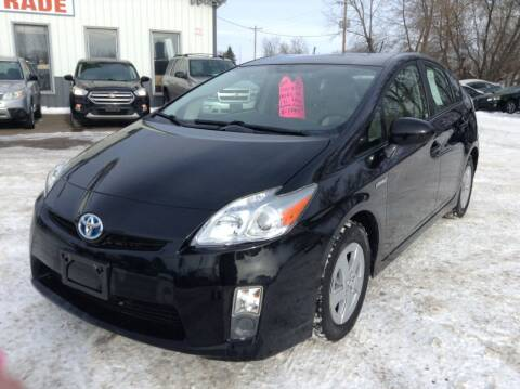 2011 Toyota Prius for sale at Steves Auto Sales in Cambridge MN