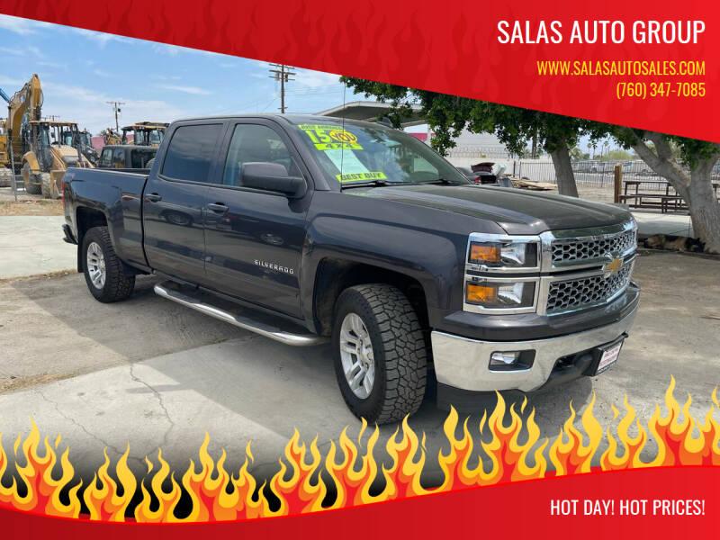 2015 Chevrolet Silverado 1500 for sale at Salas Auto Group in Indio CA