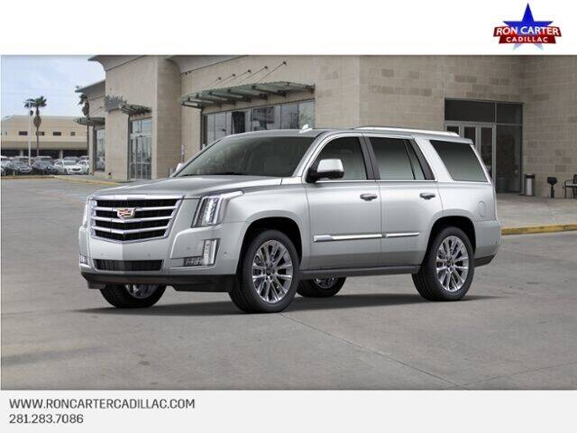 2020 Cadillac Escalade for sale at Ron Carter  Clear Lake Used Cars in Houston TX