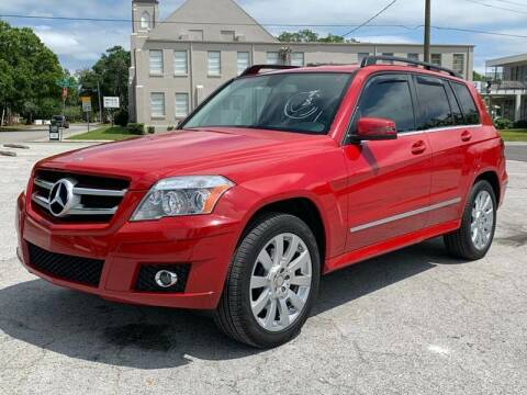 2012 Mercedes-Benz GLK for sale at Consumer Auto Credit in Tampa FL