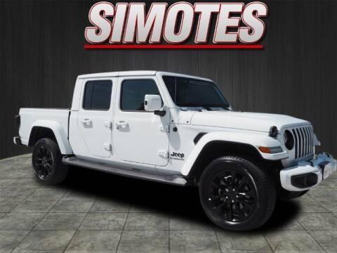 2021 Jeep Gladiator for sale at SIMOTES MOTORS in Minooka IL