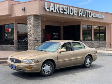2000 Buick LeSabre for sale at Lakeside Auto Brokers in Colorado Springs CO
