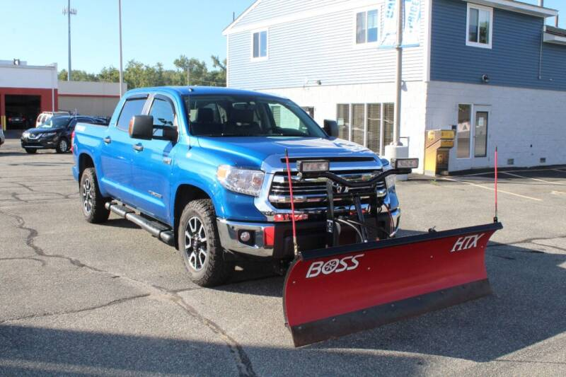 2016 Toyota Tundra for sale at Thrifty Car Sales Westfield in Westfield MA