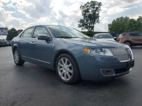 2012 Lincoln MKZ for sale at Newcombs Auto Sales in Auburn Hills MI