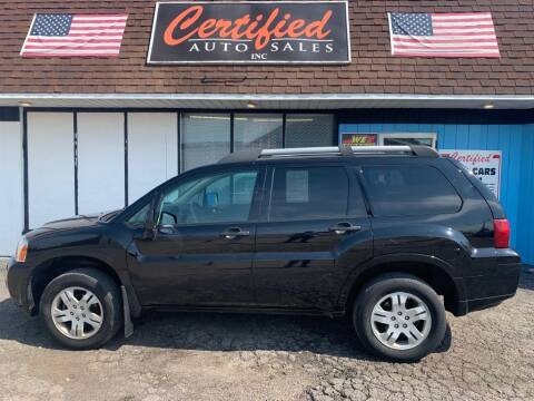 2007 Mitsubishi Endeavor for sale at Certified Auto Sales, Inc in Lorain OH
