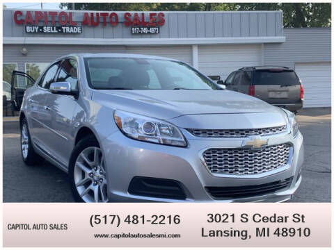 2015 Chevrolet Malibu for sale at Capitol Auto Sales in Lansing MI