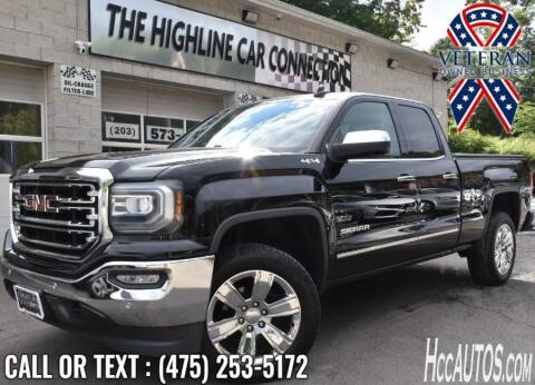 2016 GMC Sierra 1500 for sale at The Highline Car Connection in Waterbury CT