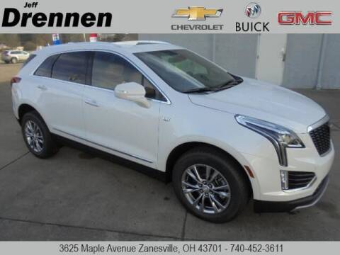 2021 Cadillac XT5 for sale at Jeff Drennen GM Superstore in Zanesville OH