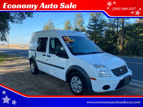 2012 Ford Transit Connect for sale at Economy Auto Sale in Modesto CA
