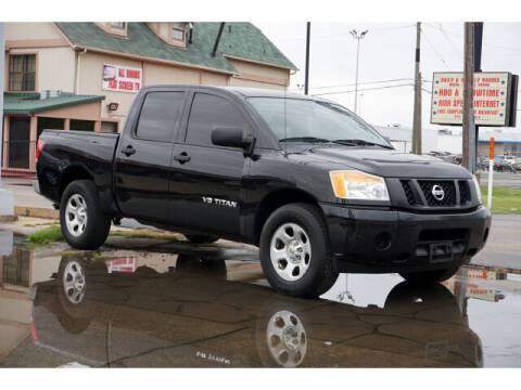 2014 Nissan Titan for sale at Sand Springs Auto Source in Sand Springs OK