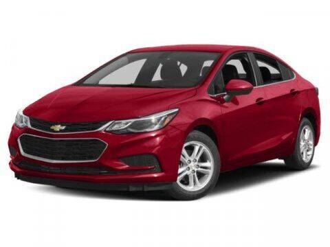 2018 Chevrolet Cruze for sale at Millennium Auto Sales in Kennewick WA