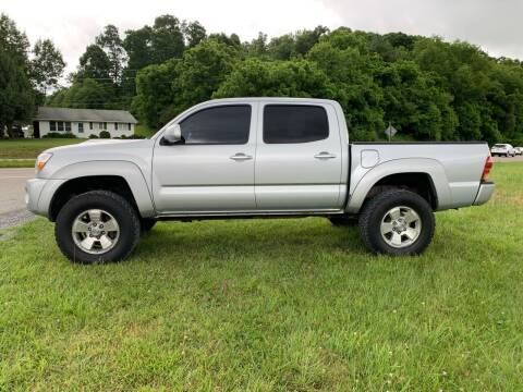 2006 Toyota Tacoma for sale at ABINGDON AUTOMART LLC in Abingdon VA
