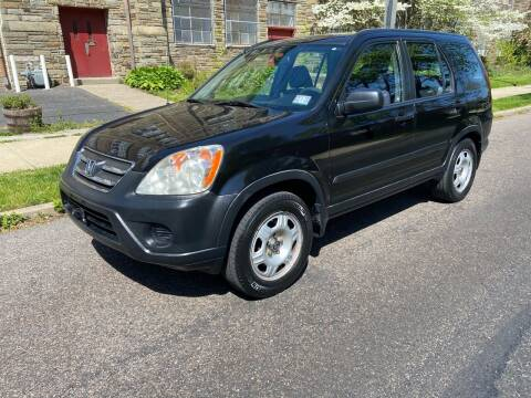 2005 Honda CR-V for sale at Michaels Used Cars Inc. in East Lansdowne PA