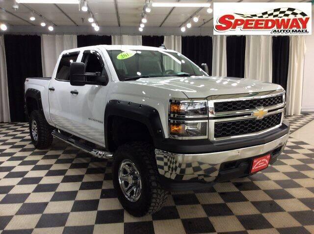 2015 Chevrolet Silverado 1500 for sale at SPEEDWAY AUTO MALL INC in Machesney Park IL