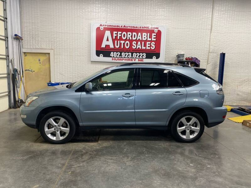 2005 Lexus RX 330 for sale at Affordable Auto Sales in Humphrey NE