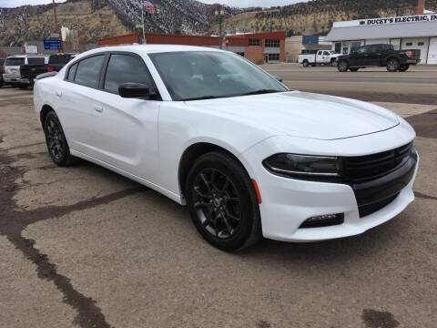 2018 Dodge Charger for sale at Northwest Auto Sales & Service Inc. in Meeker CO